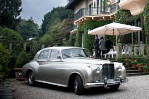 Noleggio Bentley S1 per matrimonio Milano