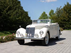 Noleggio Armstrong Siddeley per Matrimonio Milano