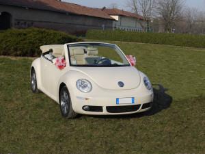 Noleggio New Beetle Per Matrimonio Milano